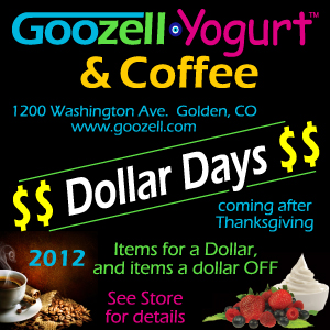 Goozell Dollar Days 2012
